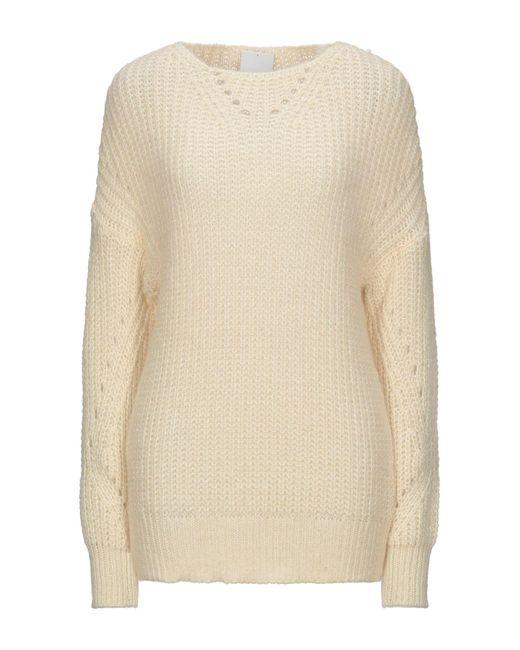 Pullover Jijil en coloris White