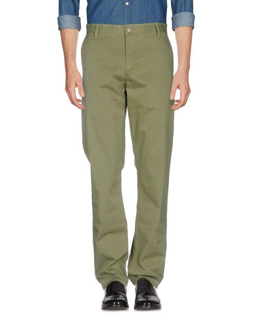 Pantalones Dockers de hombre de color Green