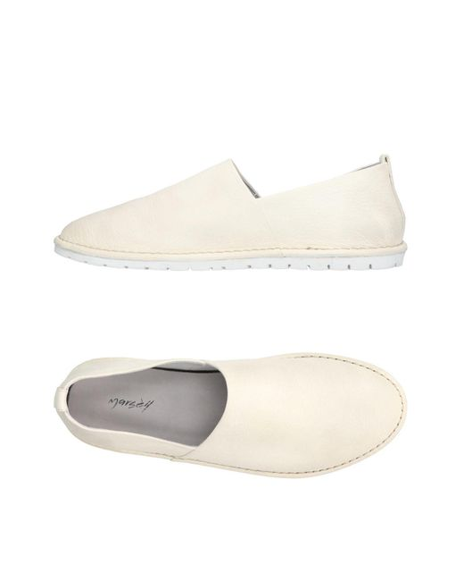 Marsèll White Loafer for men
