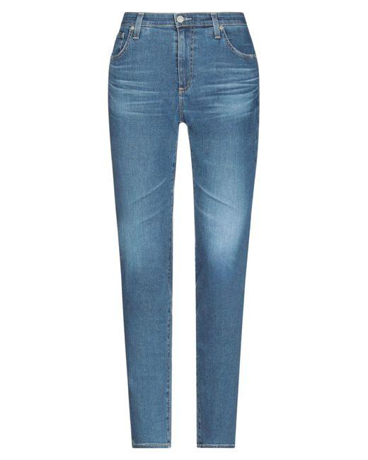 Pantaloni jeans di AG Jeans in Blue