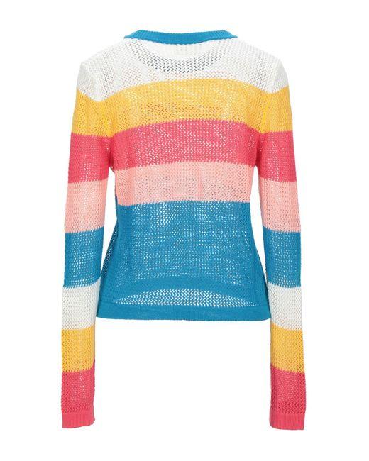 Pullover di ViCOLO in Blue