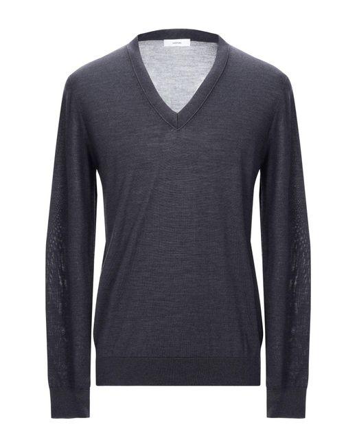 Pullover di Mauro Grifoni in Gray da Uomo