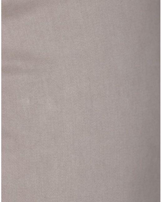 J Brand Pantalon femme de coloris gris