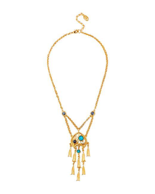 Ben-Amun Metallic Necklace