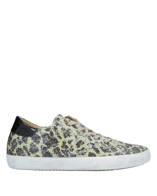 Philippe Model Multicolor Low-tops & Sneakers