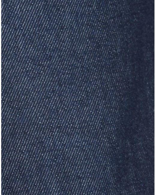 Pantacourt en jean Haikure en coloris Blue