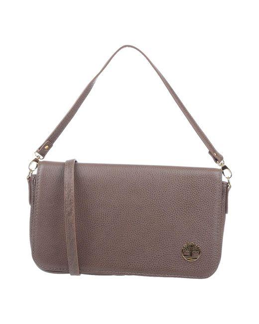 Timberland Brown Cross-body Bag