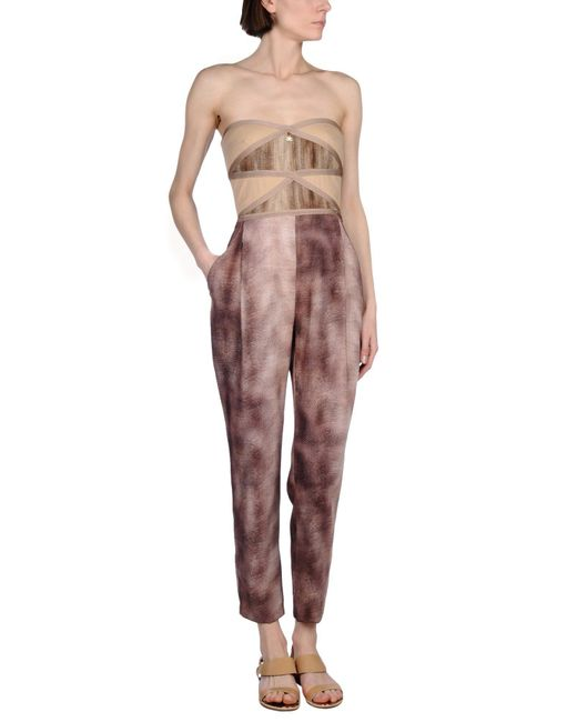 Elisabetta Franchi - Multicolor Jumpsuit - Lyst