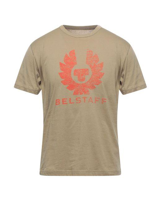 Belstaff Natural T-shirt for men