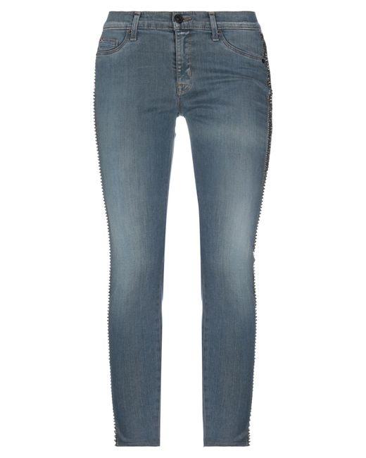 Pantalon en jean Hudson en coloris Blue
