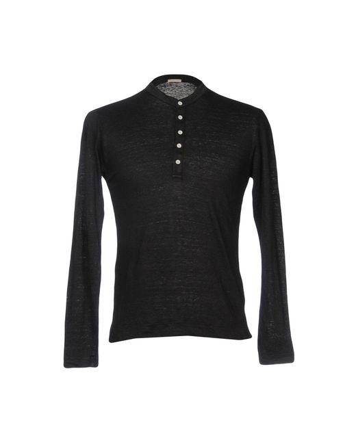 Massimo Alba - Gray T-shirt for Men - Lyst