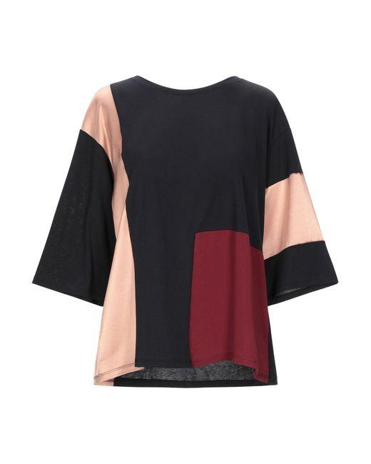Caractere Black T-shirt