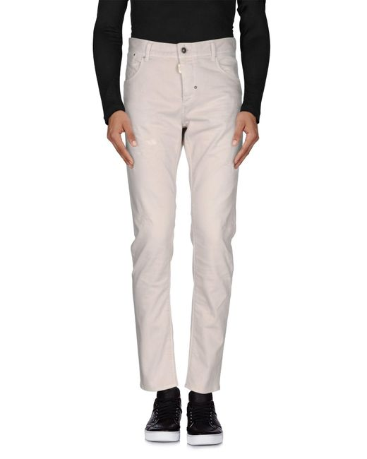 Antony Morato - Gray Denim Pants for Men - Lyst