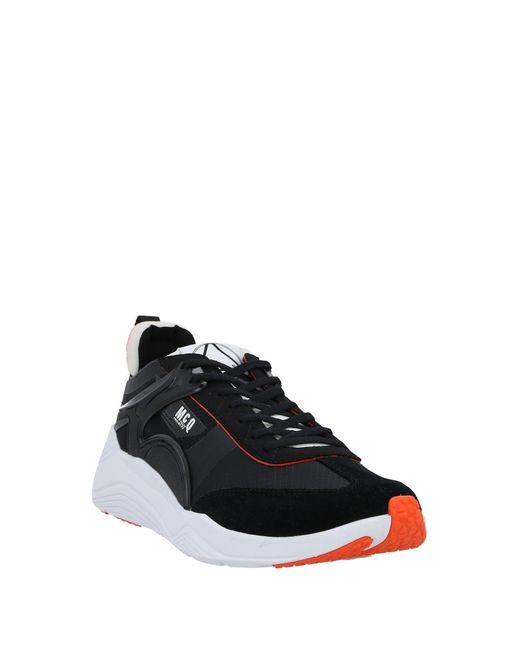 McQ Alexander McQueen Low Sneakers & Tennisschuhe in Black für Herren