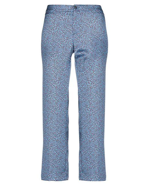 Pantalones Black Coral de color Blue