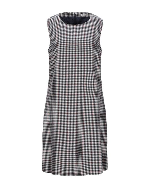 Cappellini By Peserico Natural Short Dress