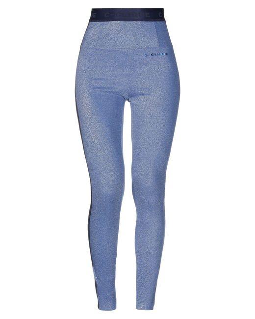 Leggings di C-Clique in Blue