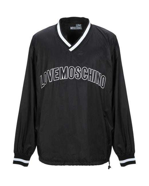 Love Moschino Jacke in Black für Herren