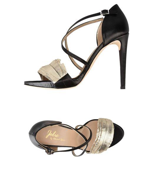 Jolie By Edward Spiers - Multicolor Sandals - Lyst