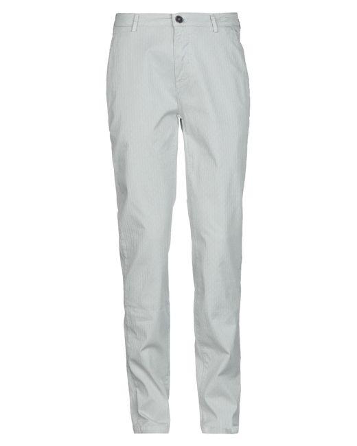 Yan Simmon Gray Casual Trouser for men