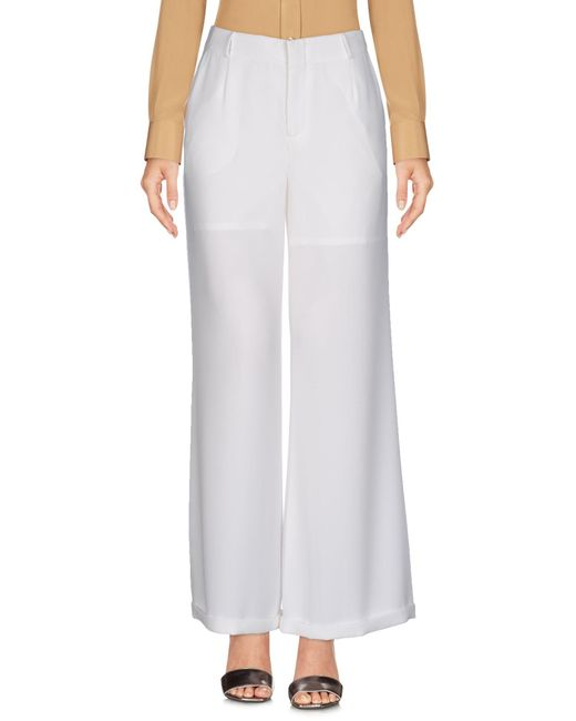 Pantalone di Silvian Heach in White