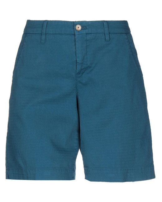 PT01 Blue Bermuda Shorts