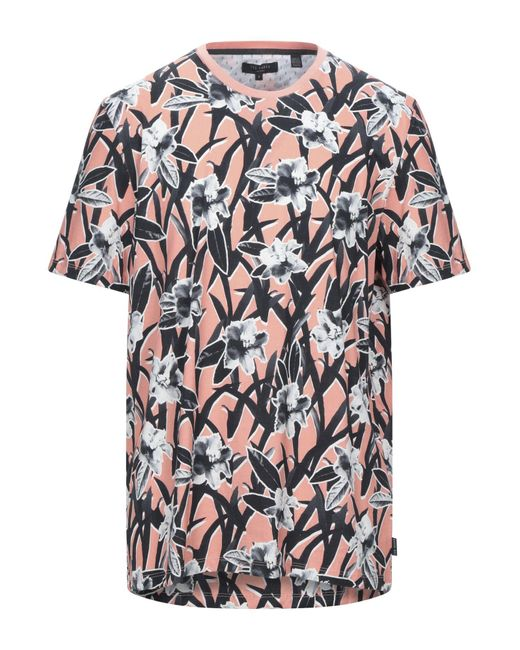 Ted Baker Pink T-shirt for men
