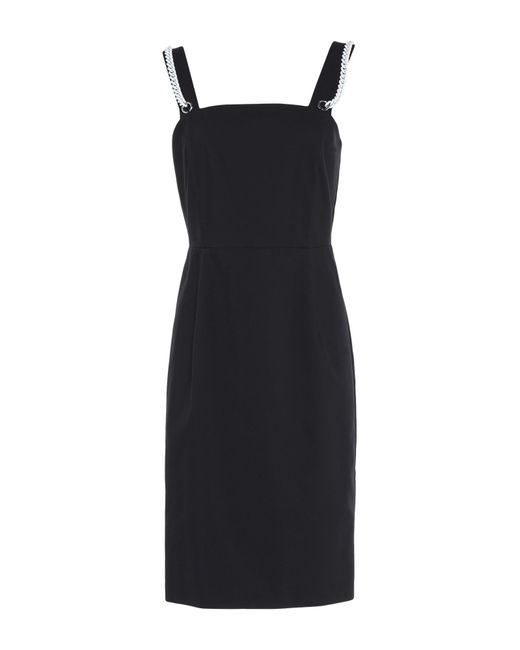 be Blumarine Black Knee-length Dress