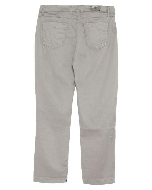 Pantalone di Tru Trussardi in Gray