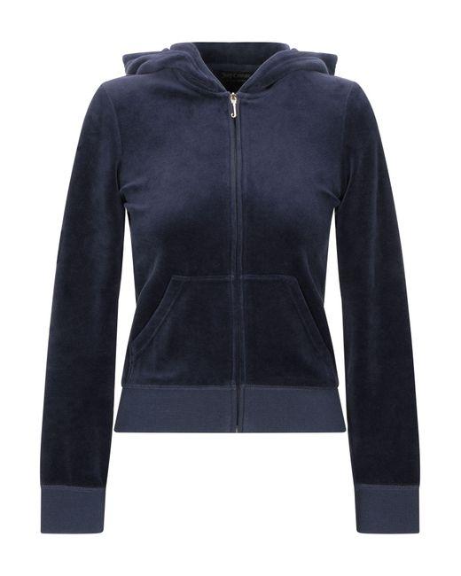 Juicy Couture Blue Sweatshirt