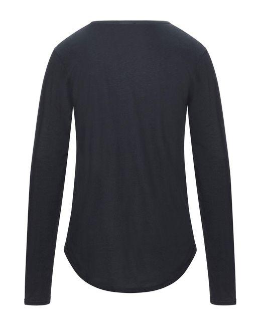 Camiseta Ann Demeulemeester de hombre de color Black