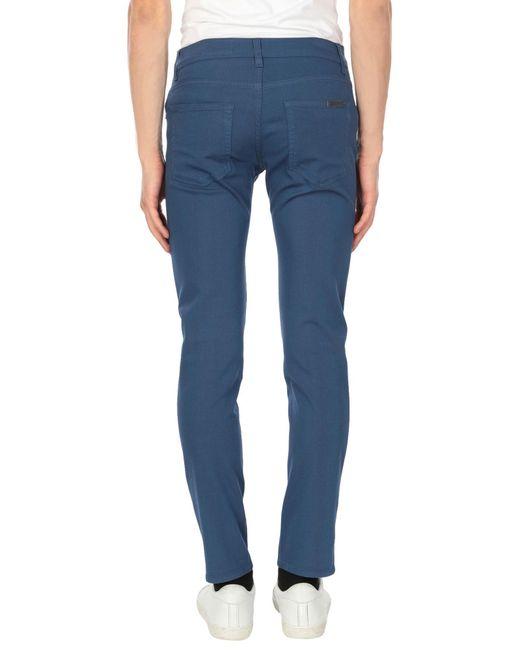 Pantalones Dolce & Gabbana de hombre de color Blue