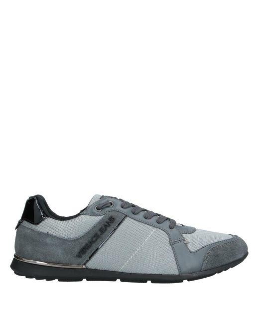 Sneakers & Tennis basses Versace Jeans pour homme en coloris Gray
