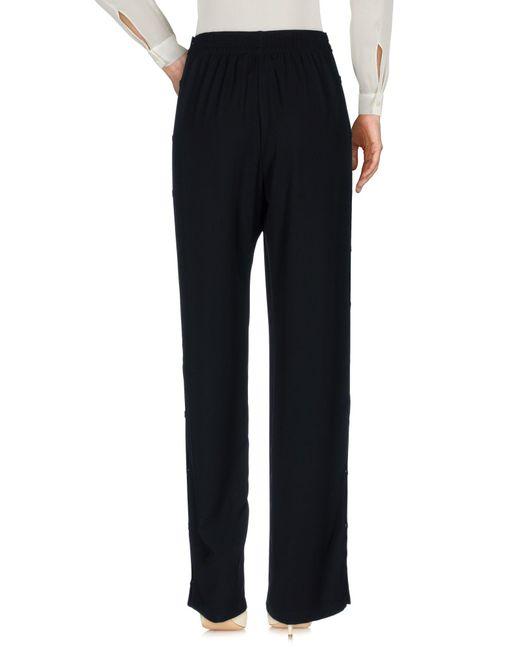 Maison Margiela Black Casual Pants