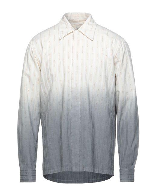 1017 ALYX 9SM White Shirt for men