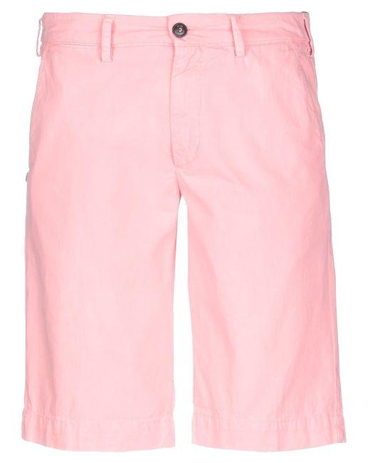 40weft Bermudashorts in Pink für Herren
