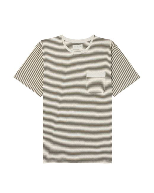 T-shirt di Oliver Spencer in Multicolor da Uomo