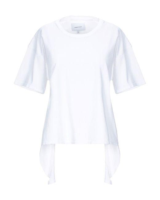 T-shirt Current/Elliott en coloris White