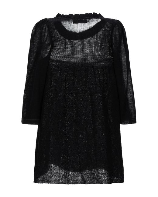Ottod'Ame Black Pullover