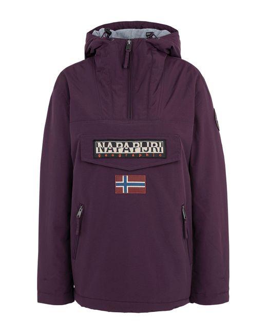 Napapijri Purple Jacket