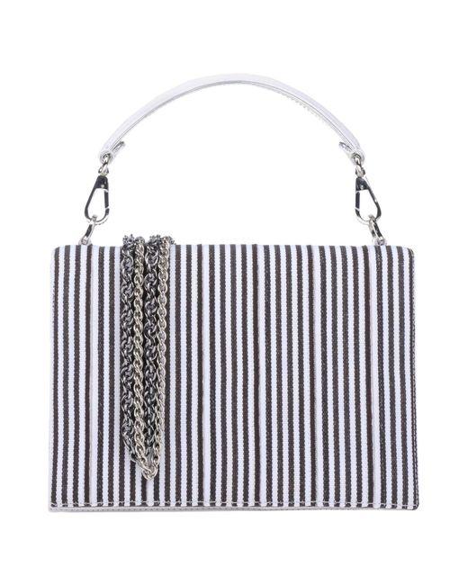 Rodo - White Handbag - Lyst