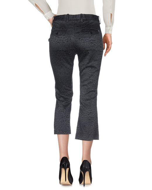 Pantalon Dondup en coloris Black