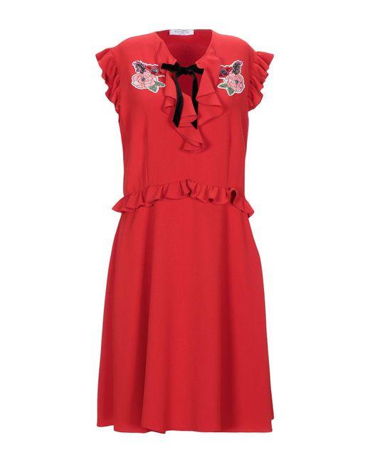Vestito corto di Vivetta in Red