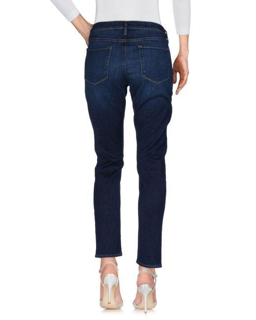Pantalones vaqueros FRAME de color Blue