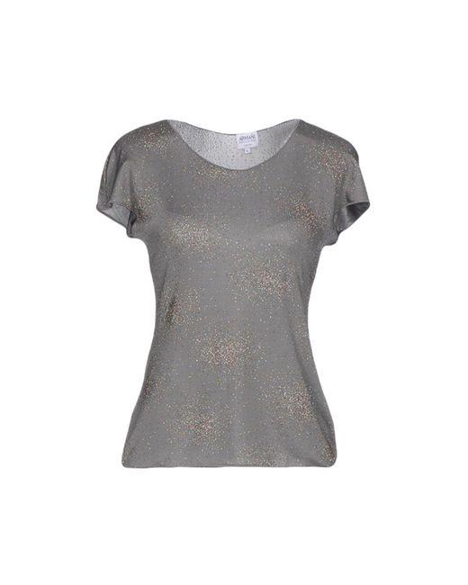 Camiseta Armani de color Gray