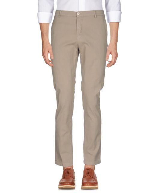 Pantalone di Yan Simmon in Multicolor da Uomo