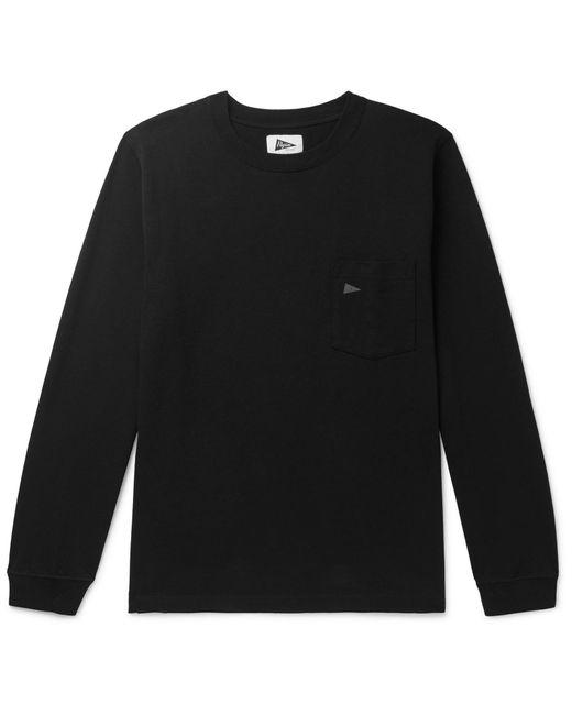 Camiseta Pilgrim Surf + Supply de hombre de color Black