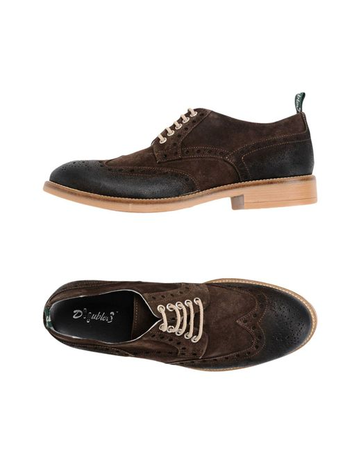 Snobs - Brown Lace-up Shoes for Men - Lyst