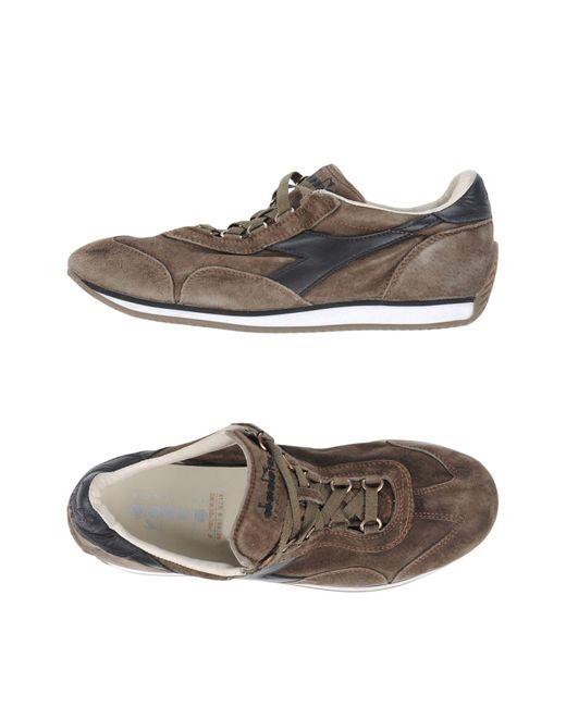 Diadora Natural Low-tops & Sneakers for men