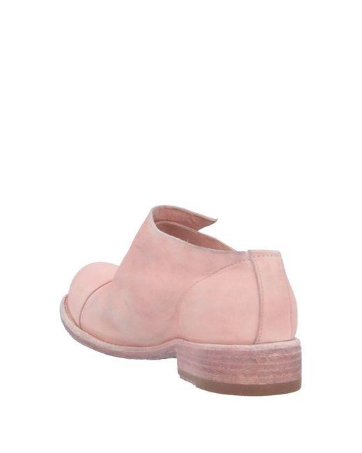 Mocassins Officine Creative en coloris Pink